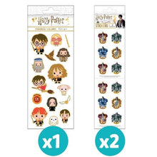 Load image into Gallery viewer, Face Mask Stickers- Harry Potter