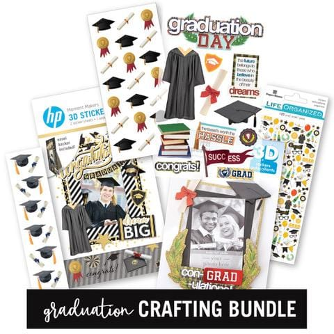 Class of 2020 Graduation Craft Bundle