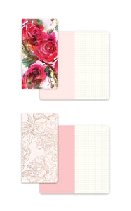 Red Roses Journey Book Insert Set