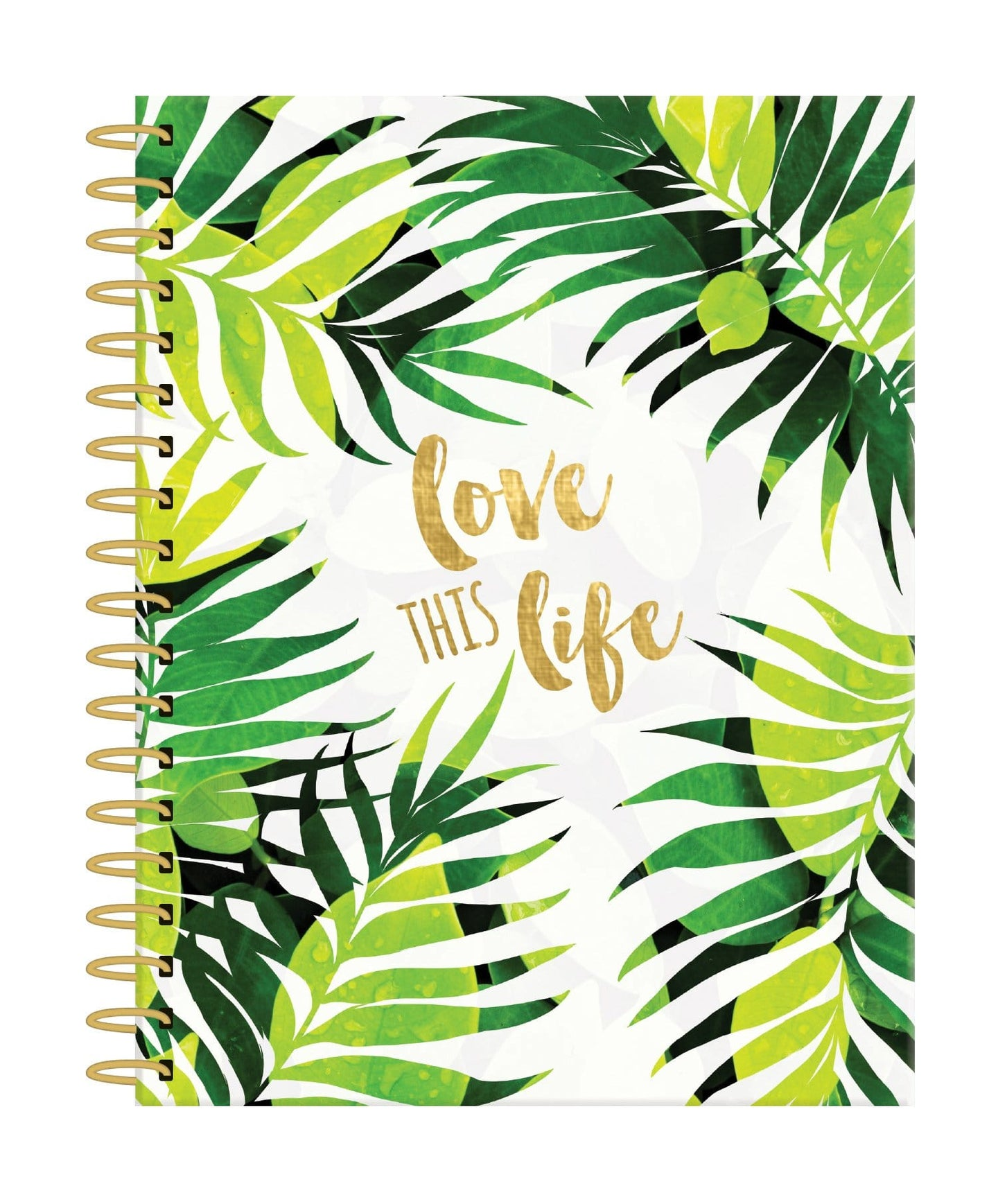 Love This Life Spiral Journal