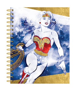 Wonder Woman™ Spiral Journal