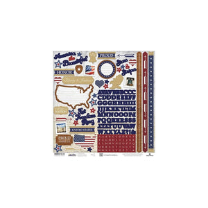 Let Freedom Ring- Boston Paper Crafting Kit