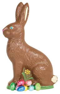 chocolate bunny magnet