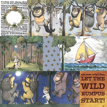 Load image into Gallery viewer, Where the Wild Things Are™ Tags Double Sided Paper