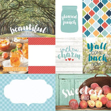 Load image into Gallery viewer, Southern Charm Tags Double Sided Paper