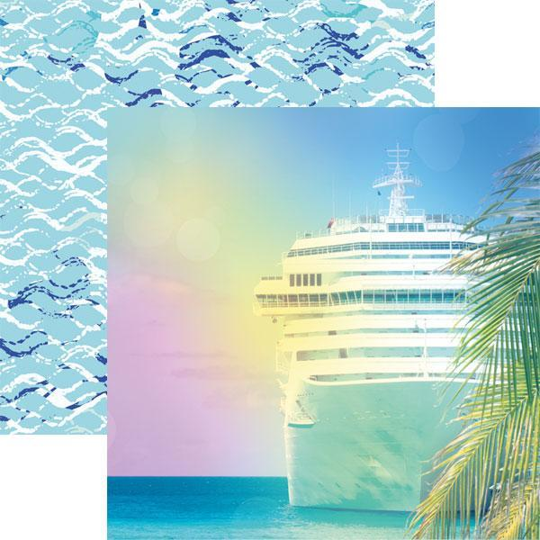 Cruise Double-Sided Paper