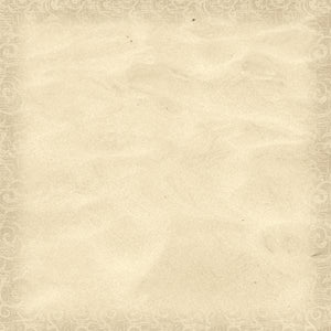 Coastal Waves Double Sided Paper