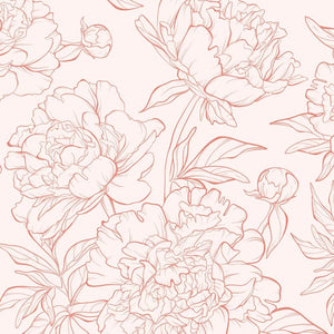 Rose Garden Double Sided Paper
