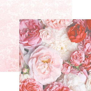 Full Bloom Double Sided Paper