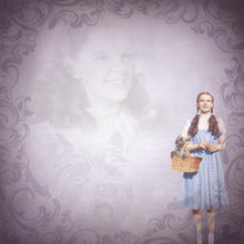 Load image into Gallery viewer, Wizard of Oz Dorothy Double Sided Paper
