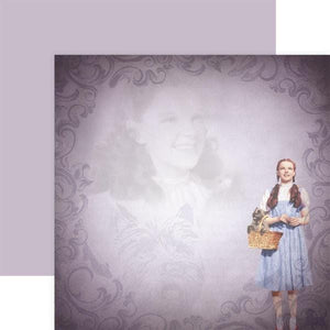 Wizard of Oz Dorothy Double Sided Paper
