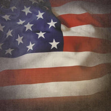Load image into Gallery viewer, United States Flag Double Sided Paper