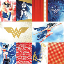 Load image into Gallery viewer, Wonder Woman™ Tags Foil Paper