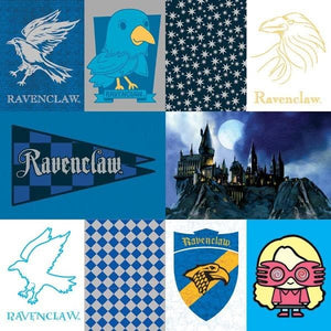 Harry Potter™ Ravenclaw Tags Foil Paper