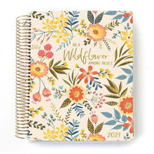 Load image into Gallery viewer, Wildflowers 2021 Dated Planner