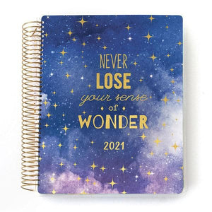 Sense of Wonder 2021 Dated Planner
