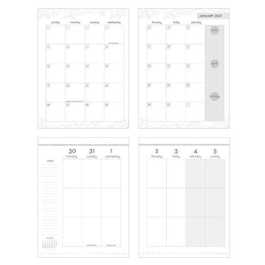 believe in yourself 2021 data planner