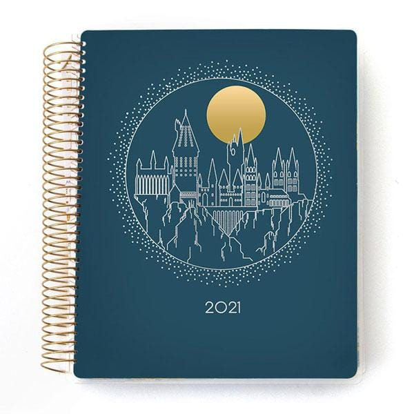 Harry Potter Hogwarts 2021 Dated Planner