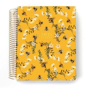 bees 2021 dated planner