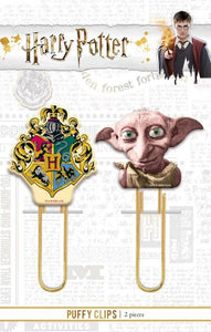 Harry Potter™ Puffy Clips
