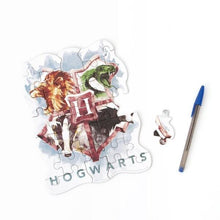 Load image into Gallery viewer, Harry Potter™ Hogwarts Crest Mini Puzzle