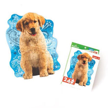 Load image into Gallery viewer, Golden Puppy Mini Puzzle
