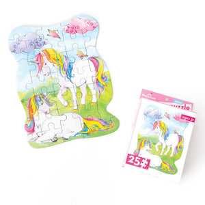 Unicorns Mini Puzzle