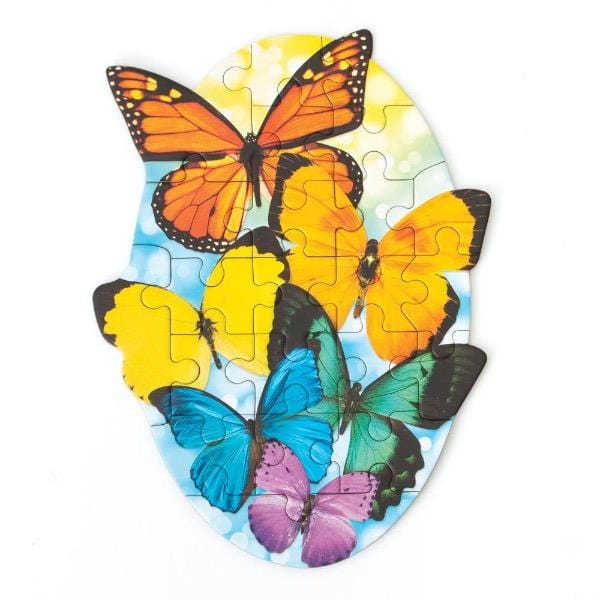 Butterflies Mini Puzzle