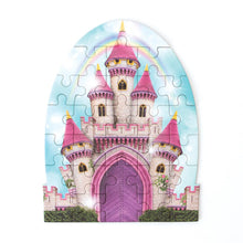 Load image into Gallery viewer, Princess Castle Mini Puzzle