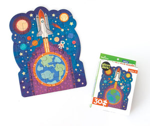 Space Glow in the Dark Mini Puzzle