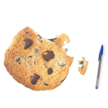 Load image into Gallery viewer, Chocolate Chip Cookie Scratch and Sniff Mini Puzzle