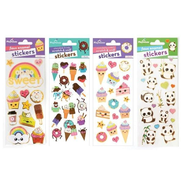 Cute and Kawaii Sticker Bundle