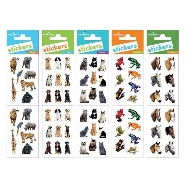 animal friends stick bundle