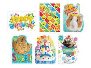 bold and bright kids card bundle
