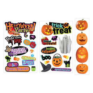 Halloween Traditions 3D Sticker Bundle