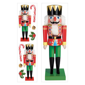 Nutcracker 3D Sticker Bundle