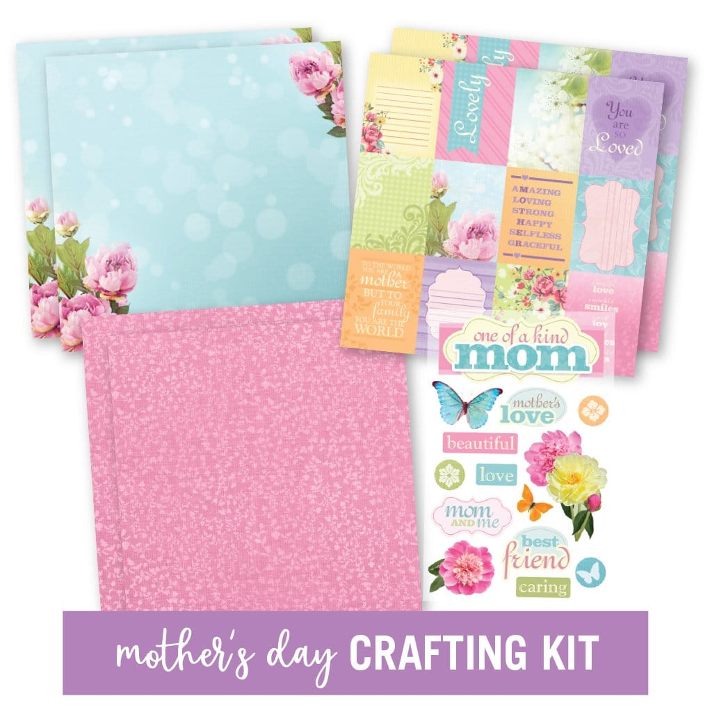 Mother's Day Craft Kit- Mom