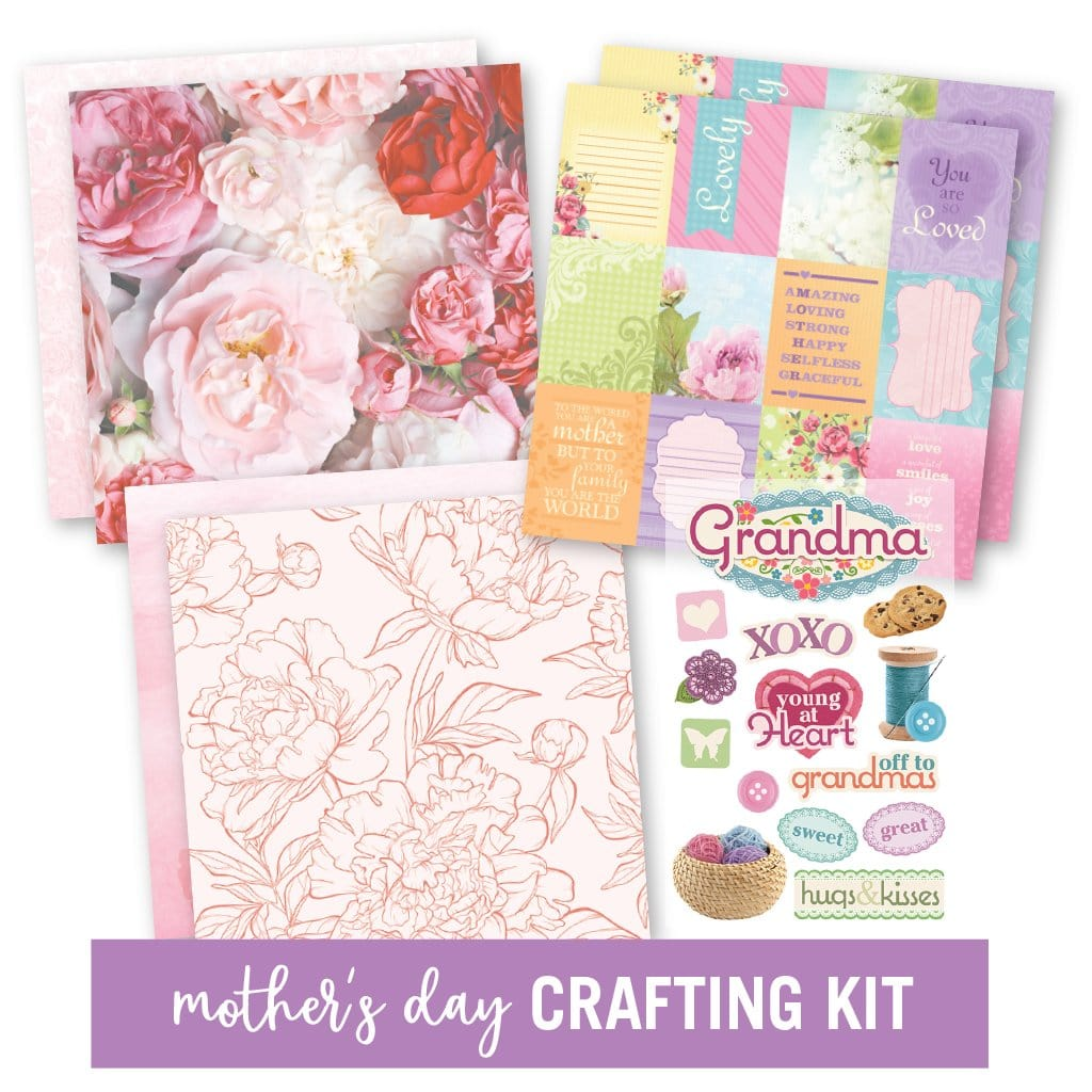 Mother's Day Craft Kit- Grandma