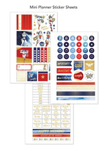 Load image into Gallery viewer, Wonder Woman™ Mini Planner and Accessory Bundle