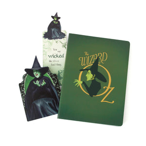 Wizard of Oz™ Wicked Journal On the Go Bundle