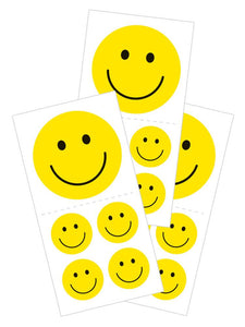 "Smiley Faces 2"" Sticker"
