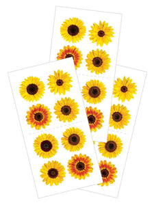 "Mini Sunflowers 2"" Sticker"