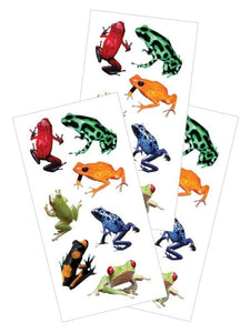 "Frogs 2"" Stickers"