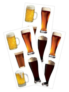 "beer 2"" sticker"