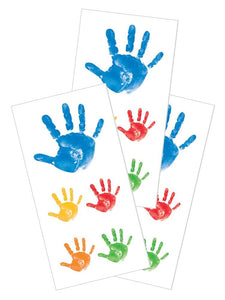 "Handprints 2"" Sticker"