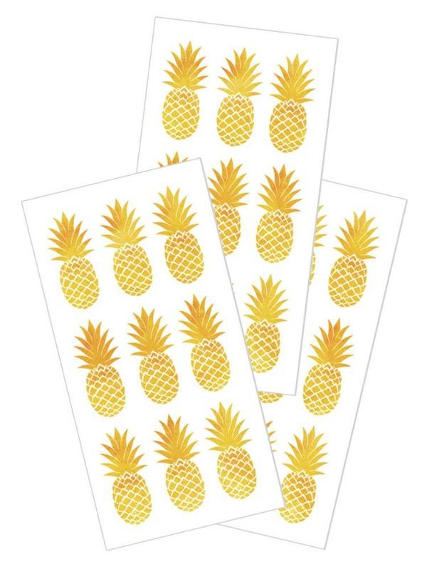 golden pineapples 2