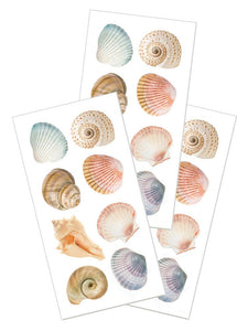 "Seashells 2"" Sticker"
