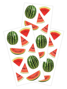 "Watermelons 2"" Sticker"