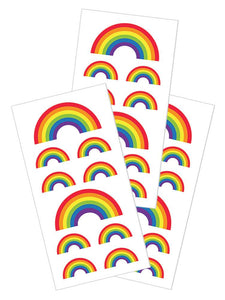 "Rainbows 2"" Sticker"