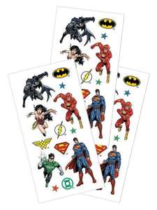 "Justice League™  2"" Stickers"
